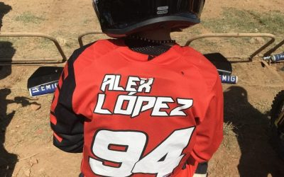 Gran carrera de Álex López en Martorelles.